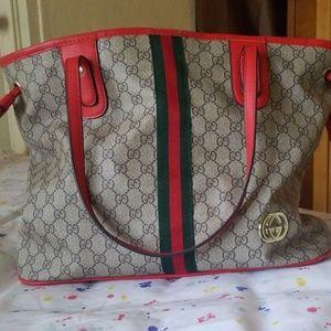 GG Gucci Tote Bag
